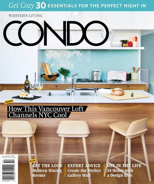 Western Living Condo Magazine