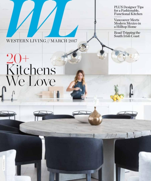 Western Living BC, March 2017